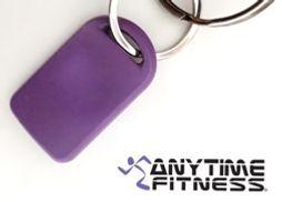 anytime fitness磁扣