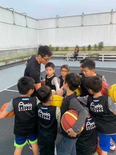 亞太兒童運動大聯盟