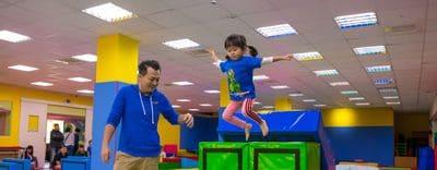 寶貝龍兒童運動館