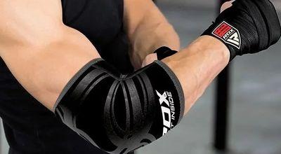 【RDX】 健身護肘加壓護肘