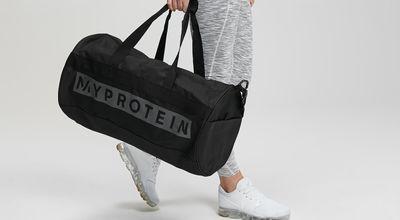 Myprotein健身包