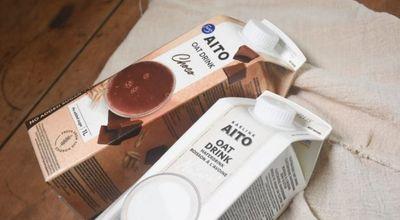 芬蘭AITO燕麥奶-巧克力口味