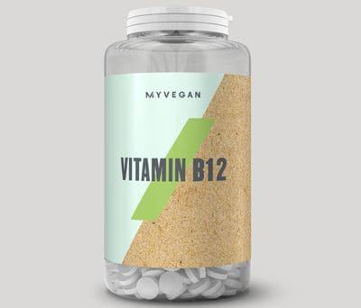 Myprotein純素維生素B12