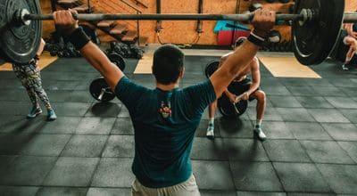 自由重量訓練
