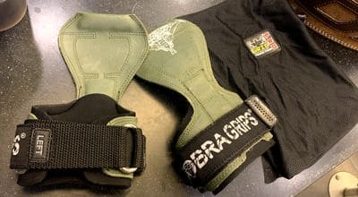 Cobra Grips與收納袋
