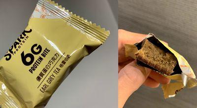 Spark protein優蛋白巧克力-格雷伯爵