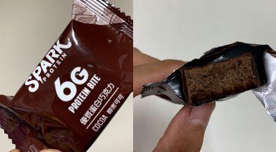 Spark protein優蛋白巧克力-醇黑可可