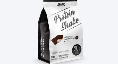 Spark protein鹽之花巧克力