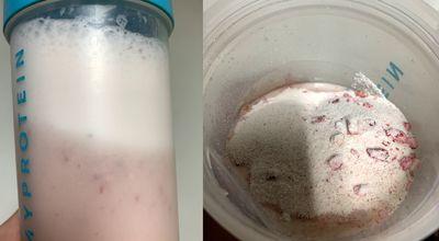 Spark protein-草莓牛奶