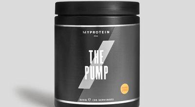My Protein The Pump無咖啡因