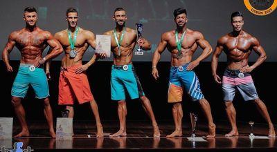 2019 IFBB 葡萄牙鑽石盃