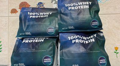 Muscledream分離乳清蛋白
