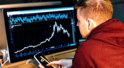 股票的趨勢往上