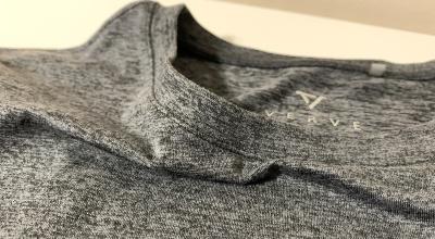 VerveSkin²系列衣服材質